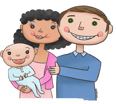 Infant Toddler Bilingual books and parent programs
