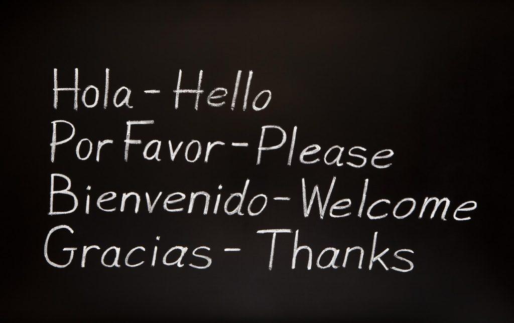 Primary Language Supports New Language